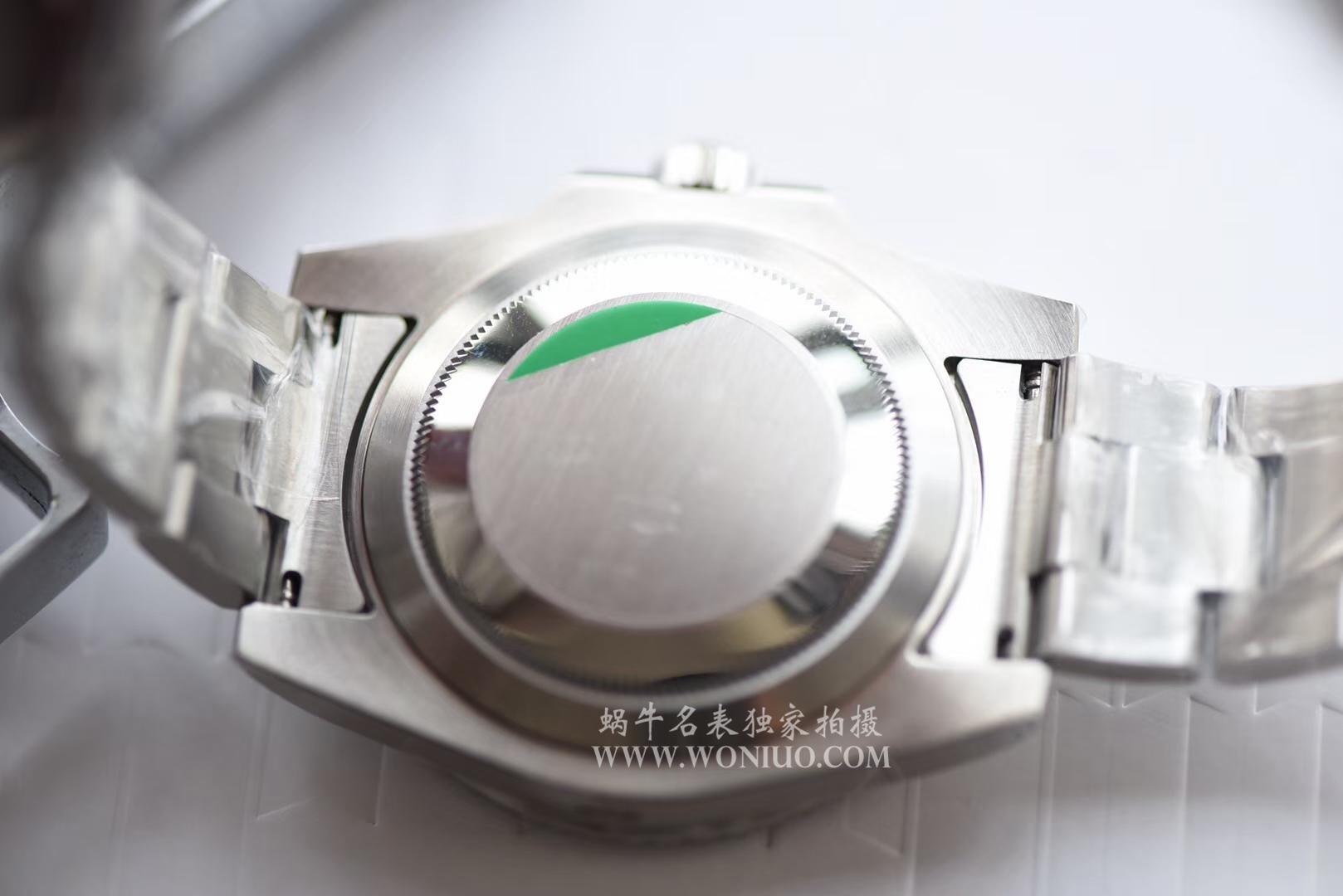 【N厂精品V7版】劳力士潜航者型系列114060-97200 黑盘腕表《无历黑水鬼》
