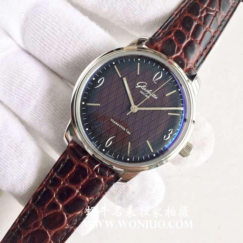 【YL厂出品】格拉苏蒂原创20世纪复古系列1-39-52-10-02-01腕表