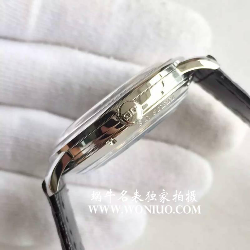 【YL厂出品】格拉苏蒂原创20世纪复古系列1-39-52-07-02-01男士机械手表