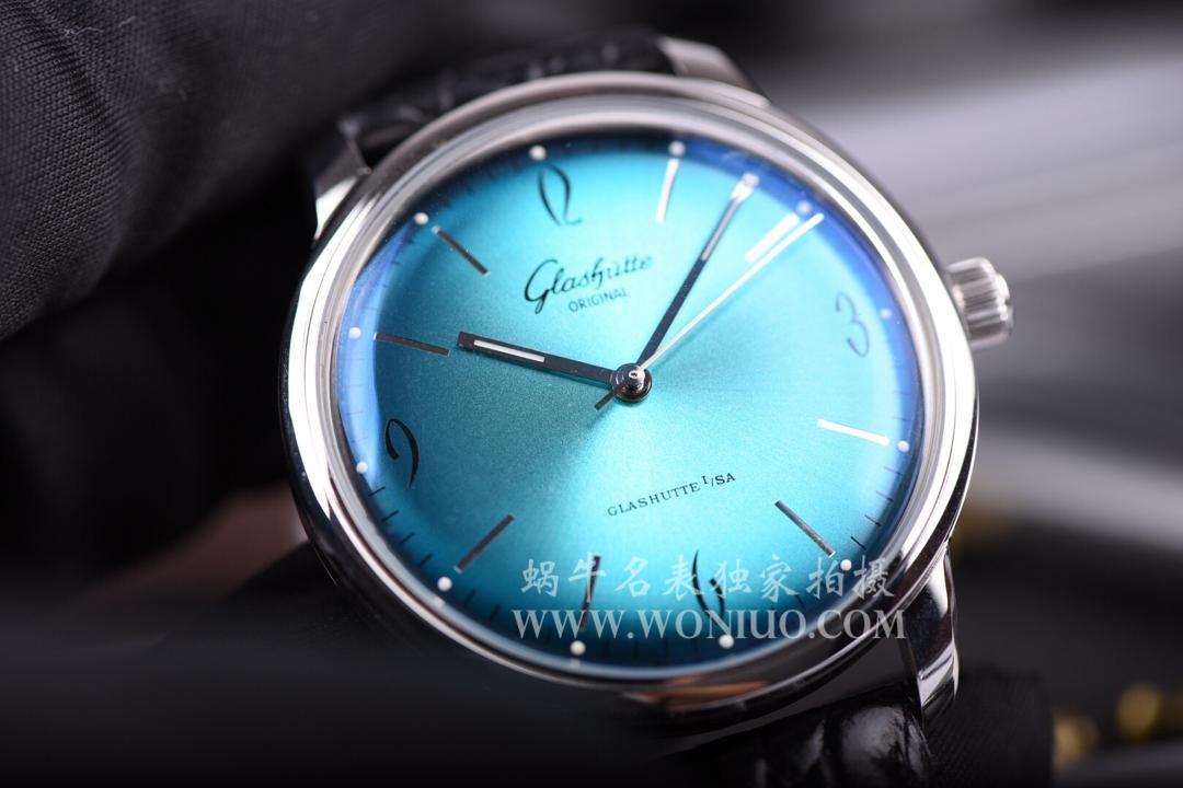 【YL厂出品】格拉苏蒂原创20世纪复古系列1-39-52-09-02-01 男士机械手表