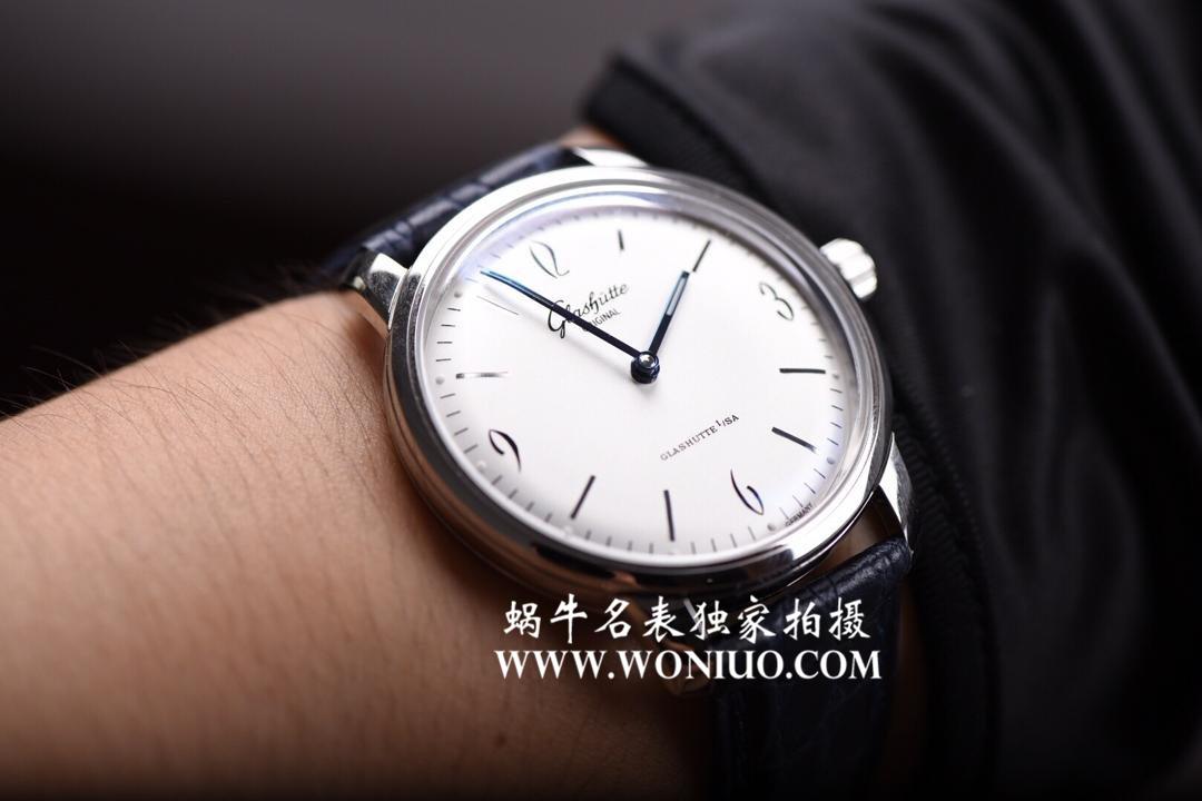 【YL厂出品】格拉苏蒂原创20世纪复古系列49-12-01-04-04腕表 / GLA027
