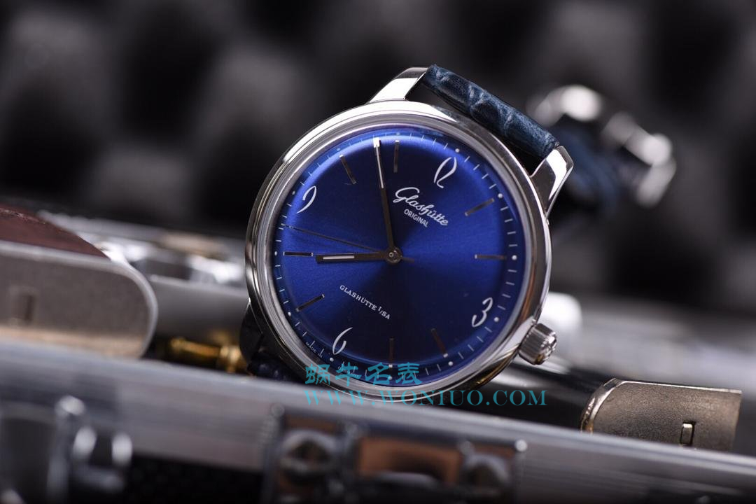 【YL厂出品】格拉苏蒂原创20世纪复古系列1-39-52-06-02-04男士机械腕表