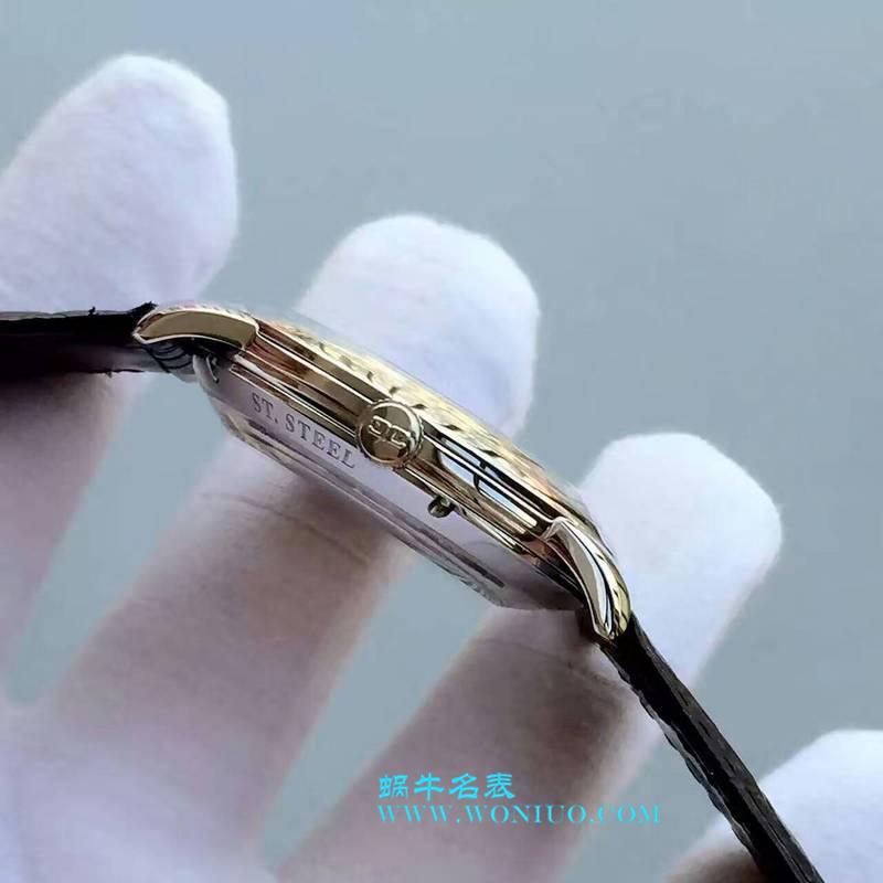 【YL厂出品】格拉苏蒂原创20世纪复古系列1-39-52-11-02-01腕表