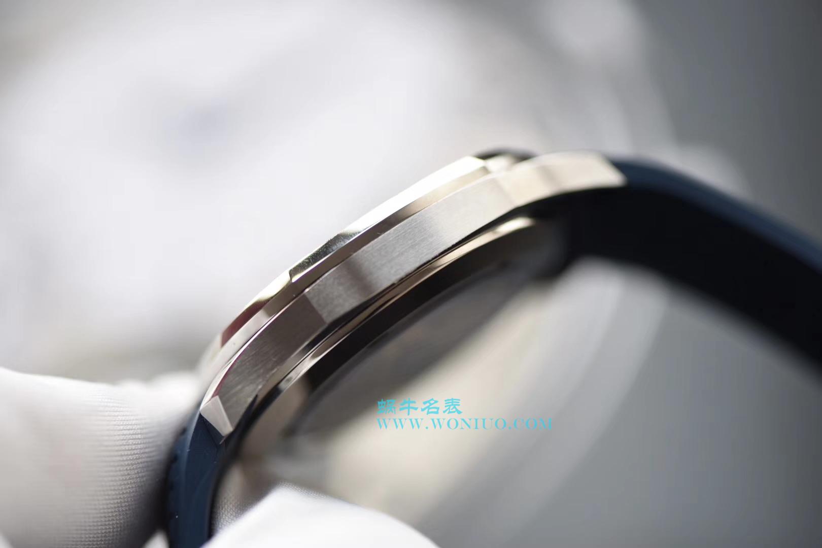 【BP一比一超A高仿手表】百达翡丽AQUANAUT手雷系列5168G-001腕表 / BD161