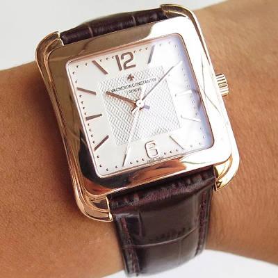 【GS一比一超A高仿手表】江诗丹顿历史名作系列86300/000R-9826腕表