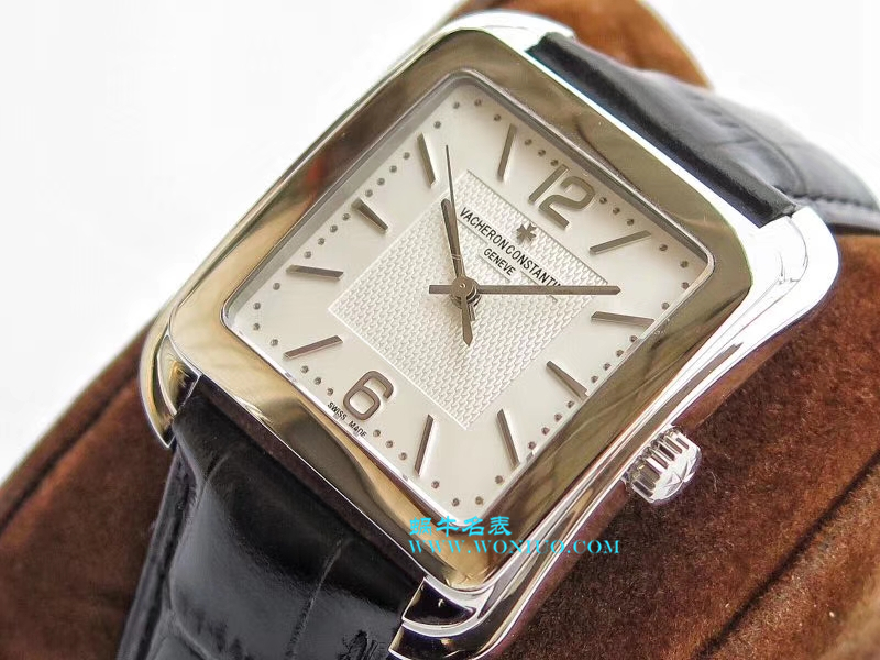 【GS顶级复刻手表】江诗丹顿历史名作系列86300/000R-9826腕表 / JS187