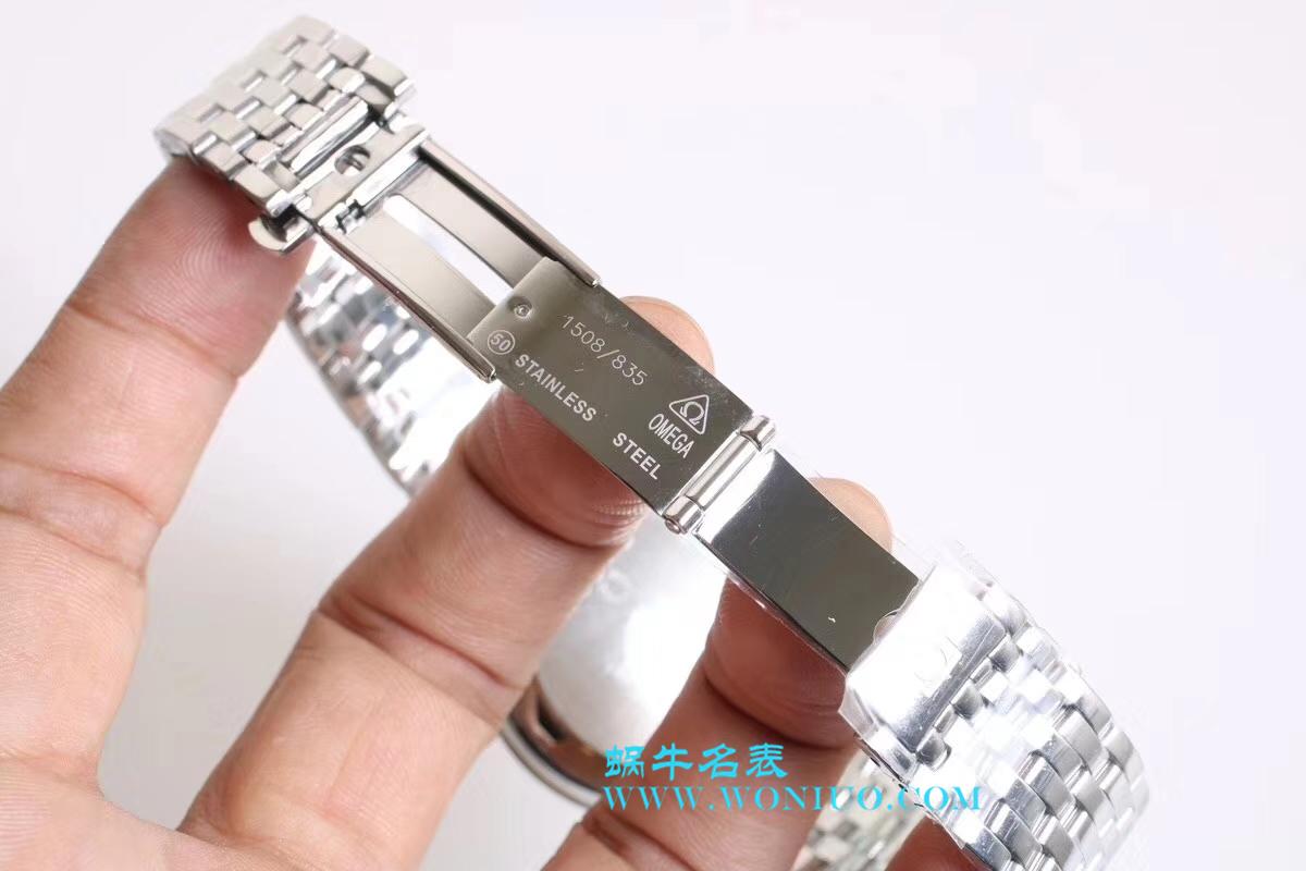 【MK厂超A精仿手表】欧米茄碟飞系列  典雅系列 424.10.37.20.03.001男士机械腕表