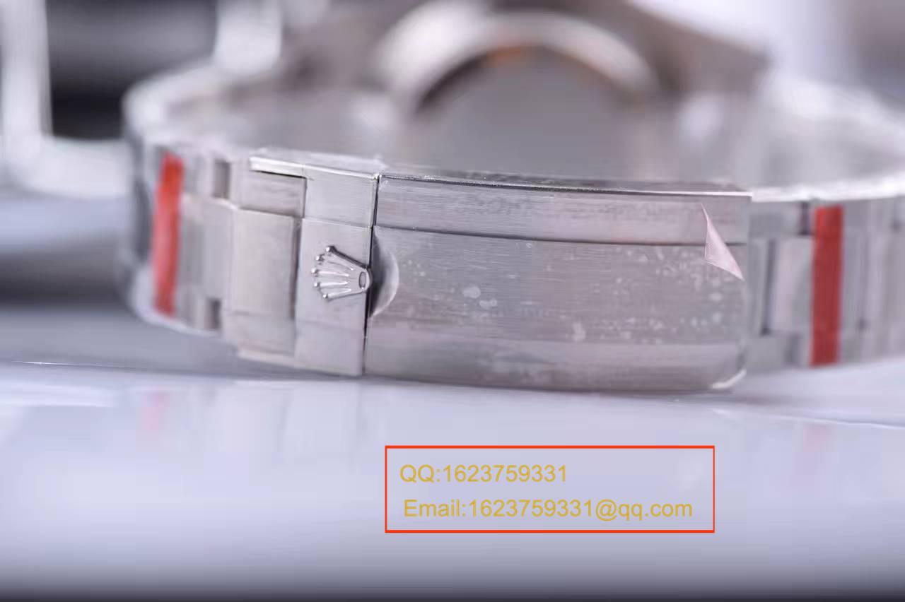 【独家视频测评N厂V7版本】1:1超A精仿手表劳力士潜航者型系列116610LN-97200 《黑水鬼》  / R107