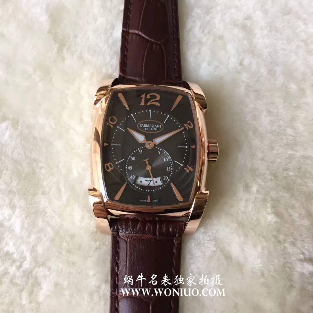 【独家视频测评TF厂复刻手表】帕玛强尼KALPA GRANDE系列PF013473.01腕表 / PM011