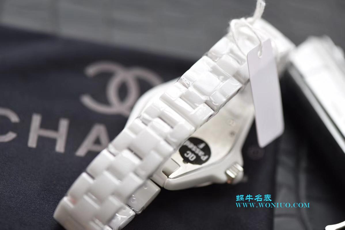 【独家视频评测】KOR韩版 香奈儿 J12香奈儿INTENSE 重置加强版女士石英腕表