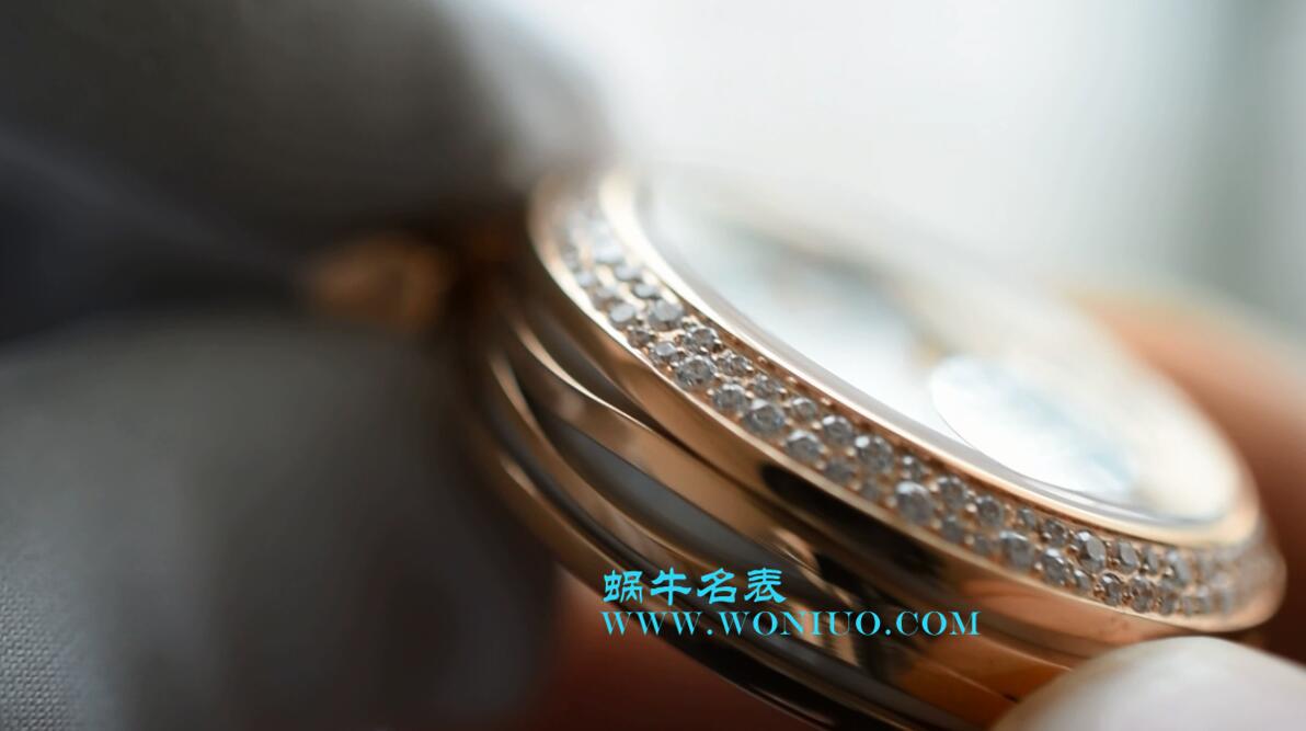 【HBBV6一比一超A高仿手表】欧米茄碟飞鸟巢系列425.68.34.20.55.004女士机械腕表 / M317