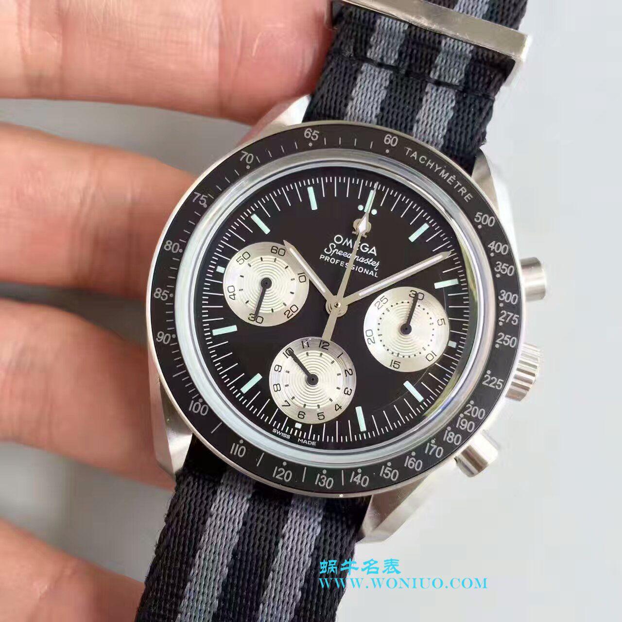 【JH厂一比一超A高仿手表】欧米茄登月超霸系列311.32.42.30.01.001腕表 / M296