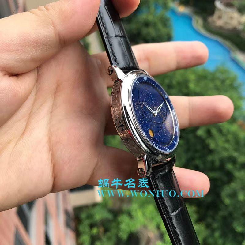 【BW厂一比一精仿手表】百达翡丽超级复杂功能计时系列5102PR腕表 / BD192