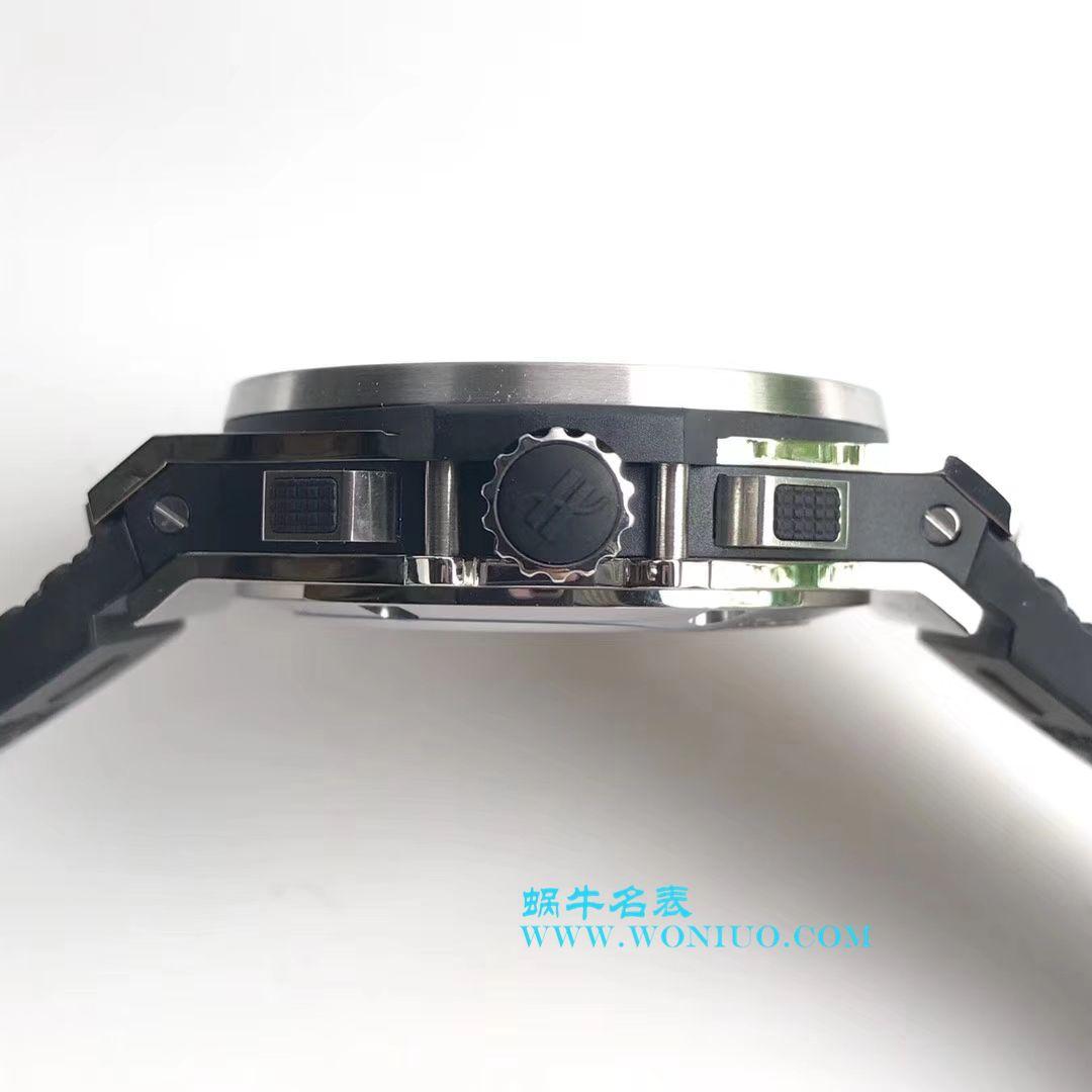 【V6厂超A1:1高仿手表】宇舶HUBLOT大爆炸STEEL系列301.SX.130.RX腕表YB020 / YB020