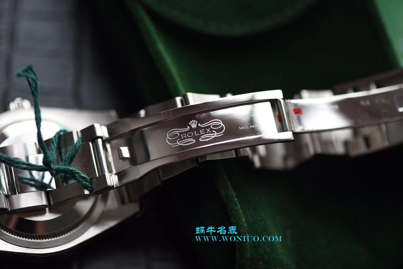 【DJ一比一超A高仿手表】劳力士36日志型系列116234白纪念花纹盘镶钻腕表 / R210