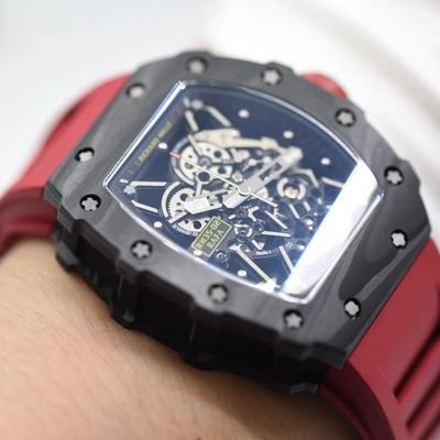 【KV厂顶级复刻手表】RICHARD MILLE里查德米尔男士系列RM 35-02 RAFAEL NADAL腕表