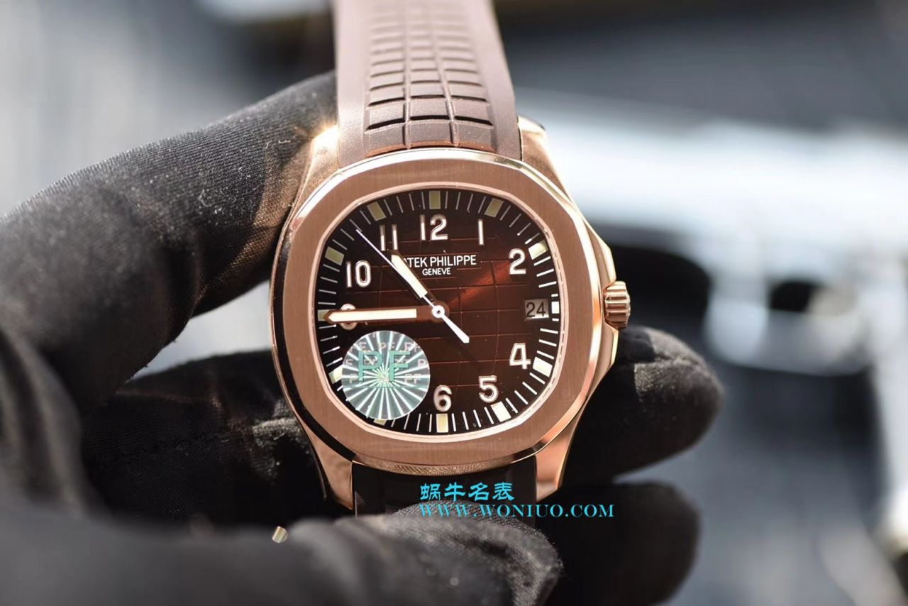 【PF一比一超A精仿手表】百达翡丽AQUANAUT系列5167R-001腕表《百达翡丽手雷》