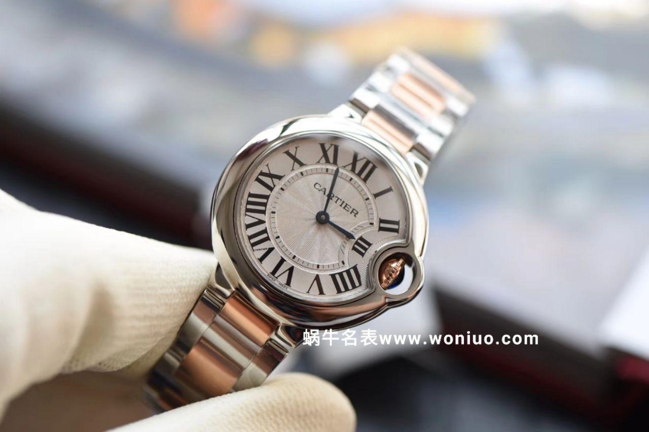 V6厂神器蓝气球石英间枚款 市面最高版本 33mm 女装腕表 / K154