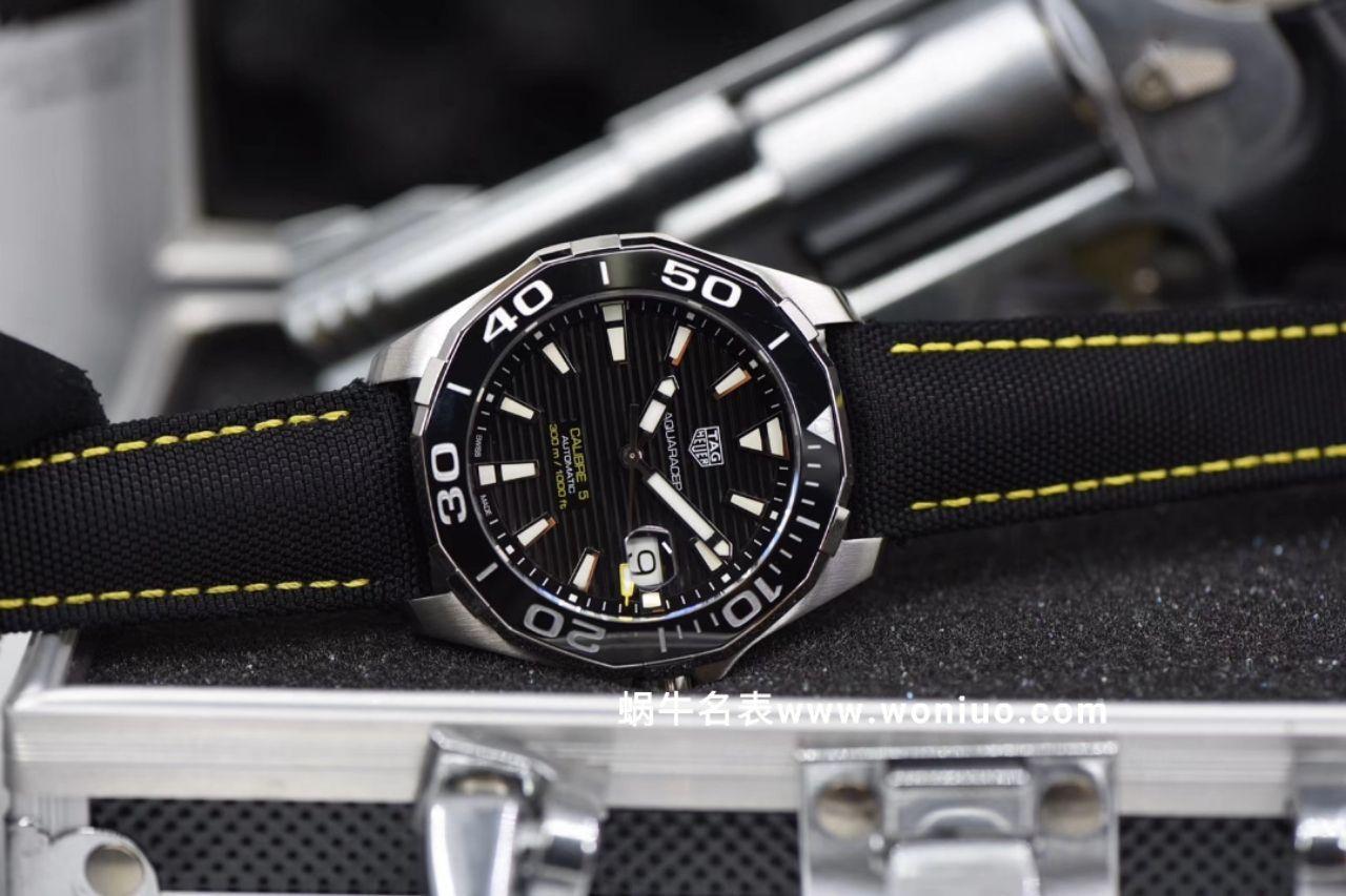 V6厂顶级版本新品~豪雅竟潜43mm 同步专柜最新款  / TG060