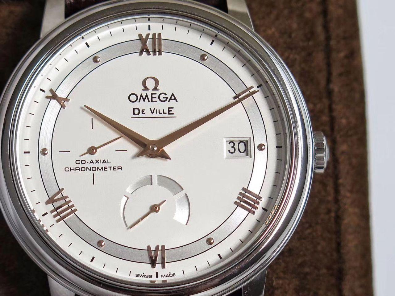 【TW一比一超A高仿手表】欧米茄碟飞系列424.53.40.21.04.001腕表