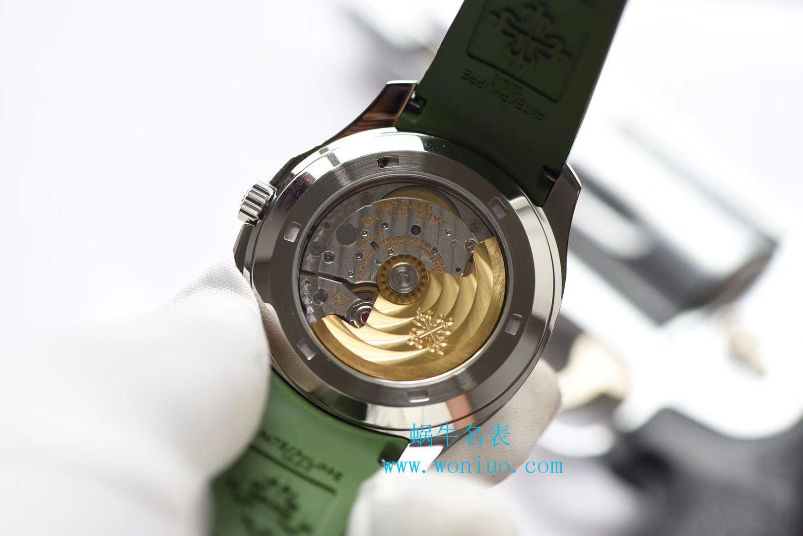 【PF一比一超A高仿手表】百达翡丽AQUANAUT系列5167A-001腕表《百达翡丽手雷》