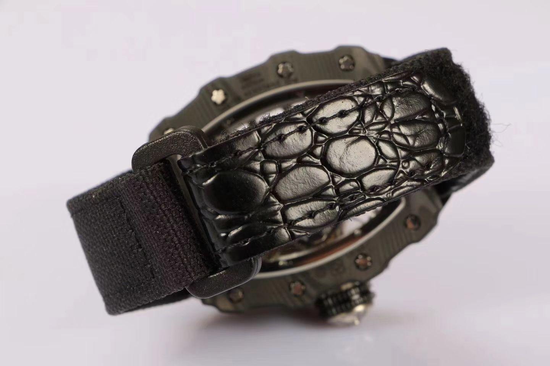 【RICHARD MILLE】RM53-01 这款腕表充满动感与活力 / RM53-01