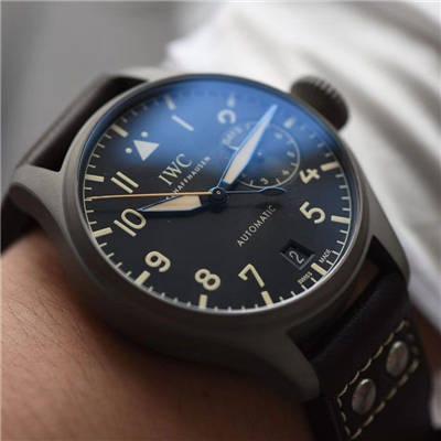 YL最新力作 腕表型号:IW501004)万国IWC这款大型飞行员传承腕表价格报价