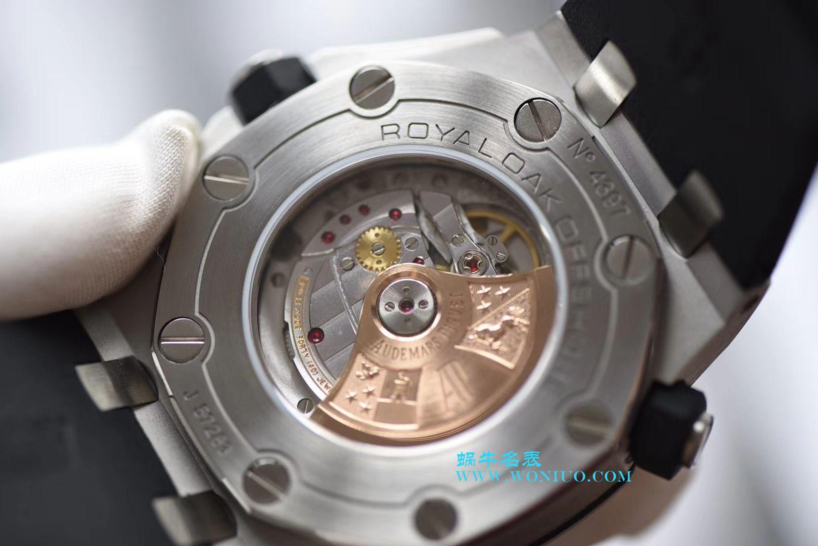 【JF厂超A精仿手表】爱彼皇家橡树离岸型系列15710ST.OO.A002CA.02机械腕表