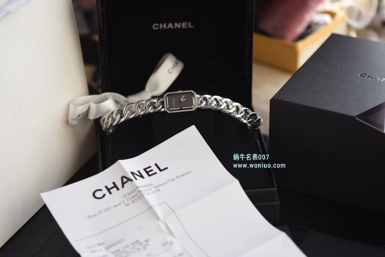 顶级时尚女表~香奈儿PREMIÈRE 系列女士腕表