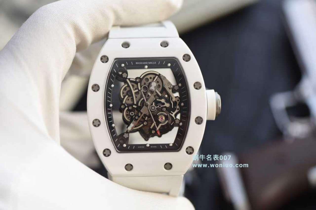 RICHARD MILLE里查德米尔男士系列RM 055腕表