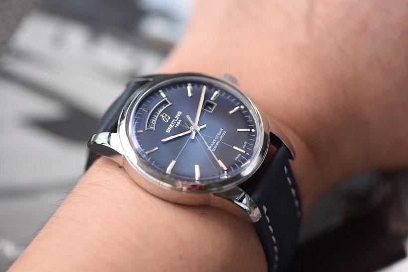 【良心大作、七星推荐】百年灵越洋系列A453109T|C921|154A腕表
