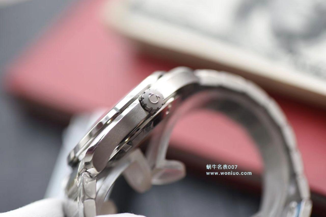【VS一比一超A高仿手表】欧米茄海马AQUA TERRA 150米系列231.10.42.21.01.002腕表(欧米茄大黄蜂) / M327