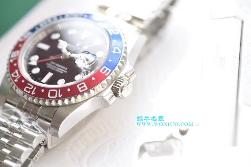 【BP出品】劳力士格林尼治型II系列126710BLRO-0001腕表 / R235