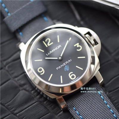 【XF厂顶级复刻手表】新款沛纳海PAM00773,PAM00774沛纳海全新入门款