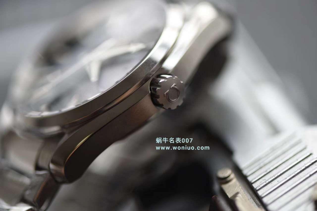 【VS一比一超A高仿手表】欧米茄海马150 米GMT系列231.10.43.22.01.001腕表 / M331
