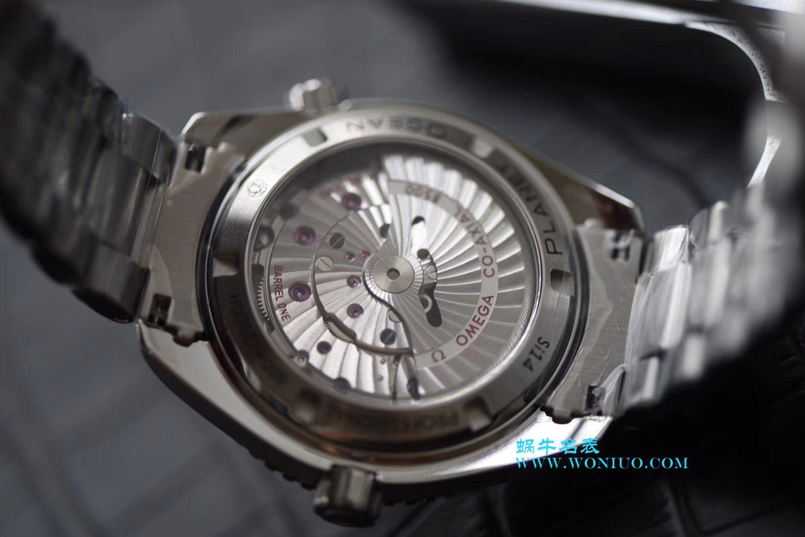 【VS厂顶级复刻手表】欧米茄海马系列 海洋宇宙600米232.30.42.21.01.001腕表 / M335