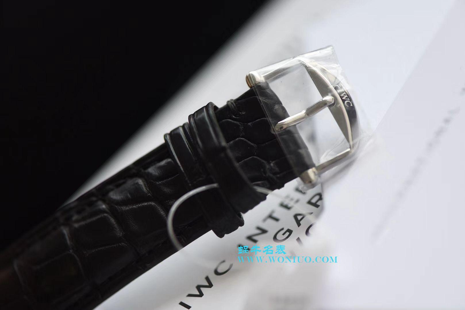 【专柜原单】IWC万国表柏涛菲诺系列IW356501、IW356502、IW356519、IW356518、IW356517男士腕表