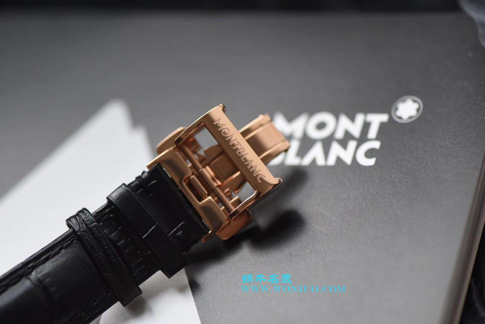 【VF厂一比一超A高仿手表】万宝龙MONTBLANC明星系列U0116508腕表 / MB006