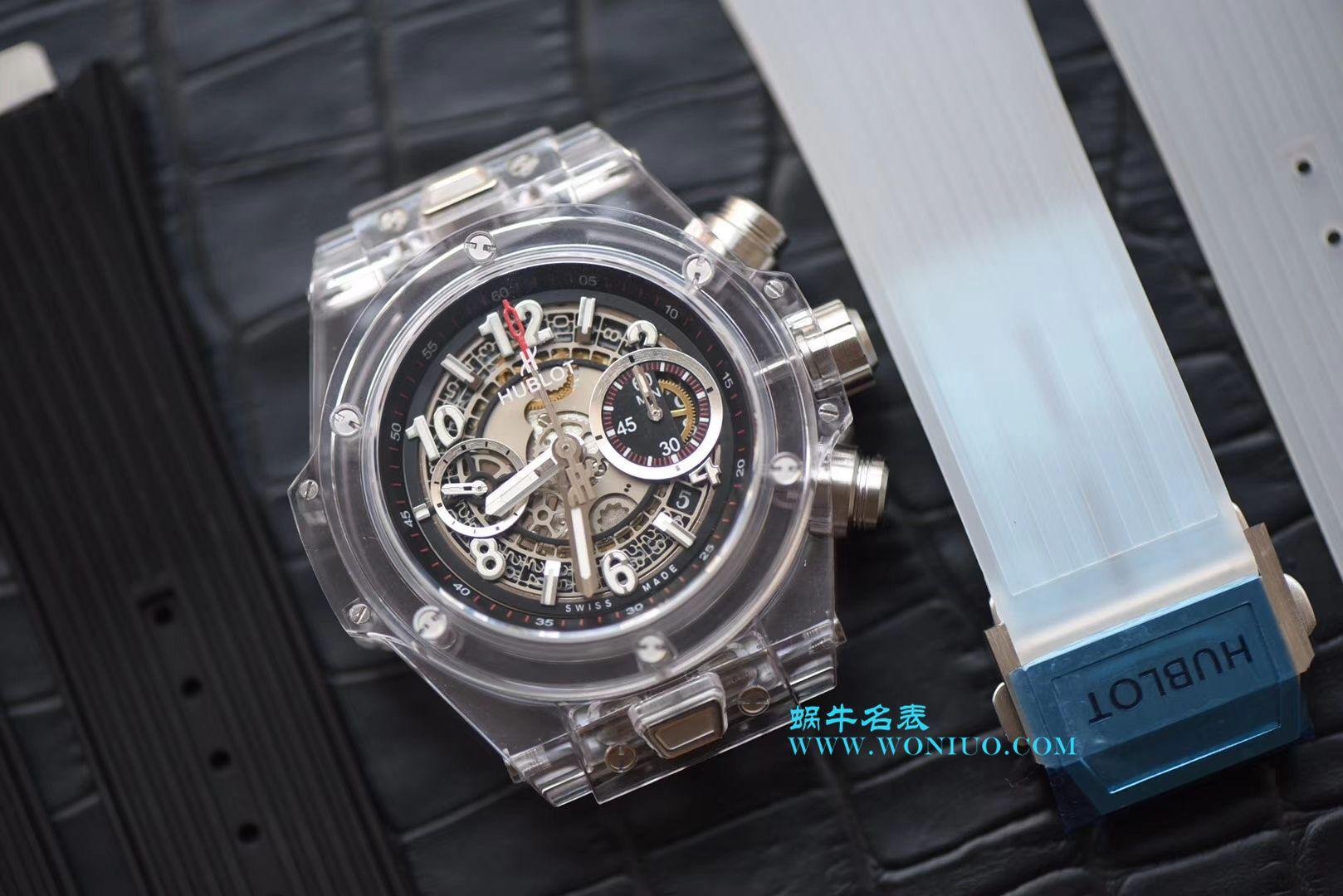【JB一比一超A高仿手表】宇舶BIG BANG系列411.JX.4802.RT腕表 / YB057