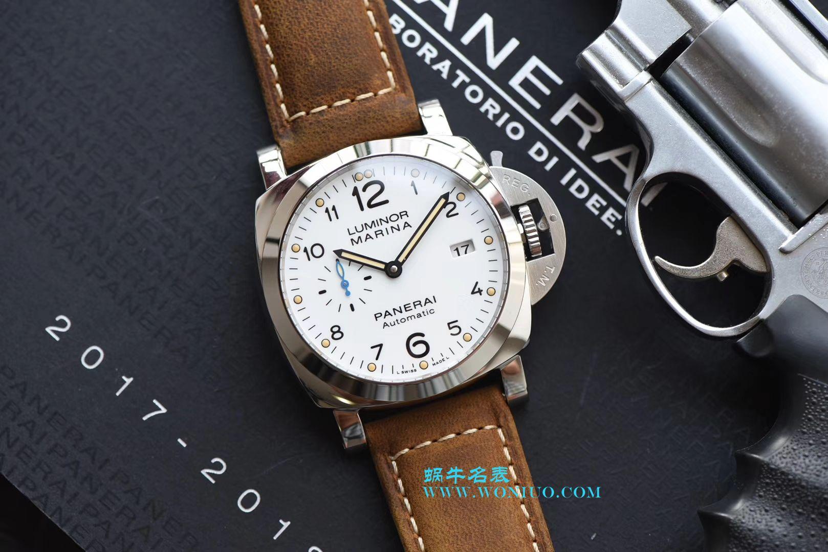 【XF一比一超A复刻手表】沛纳海PAM1523 42MM 女款和 PAM1499 44MM男款情侣手表 / PAM1499