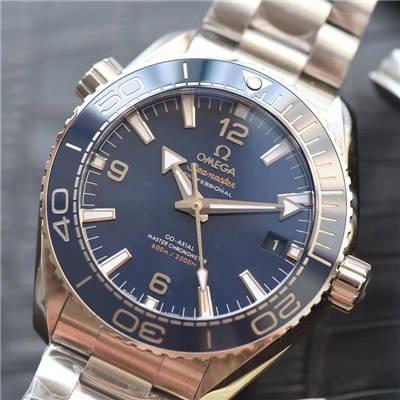 【SSS一比一超A复刻手表】欧米茄海马海洋宇宙600米腕表系列 215.30.44.21.03.001腕表