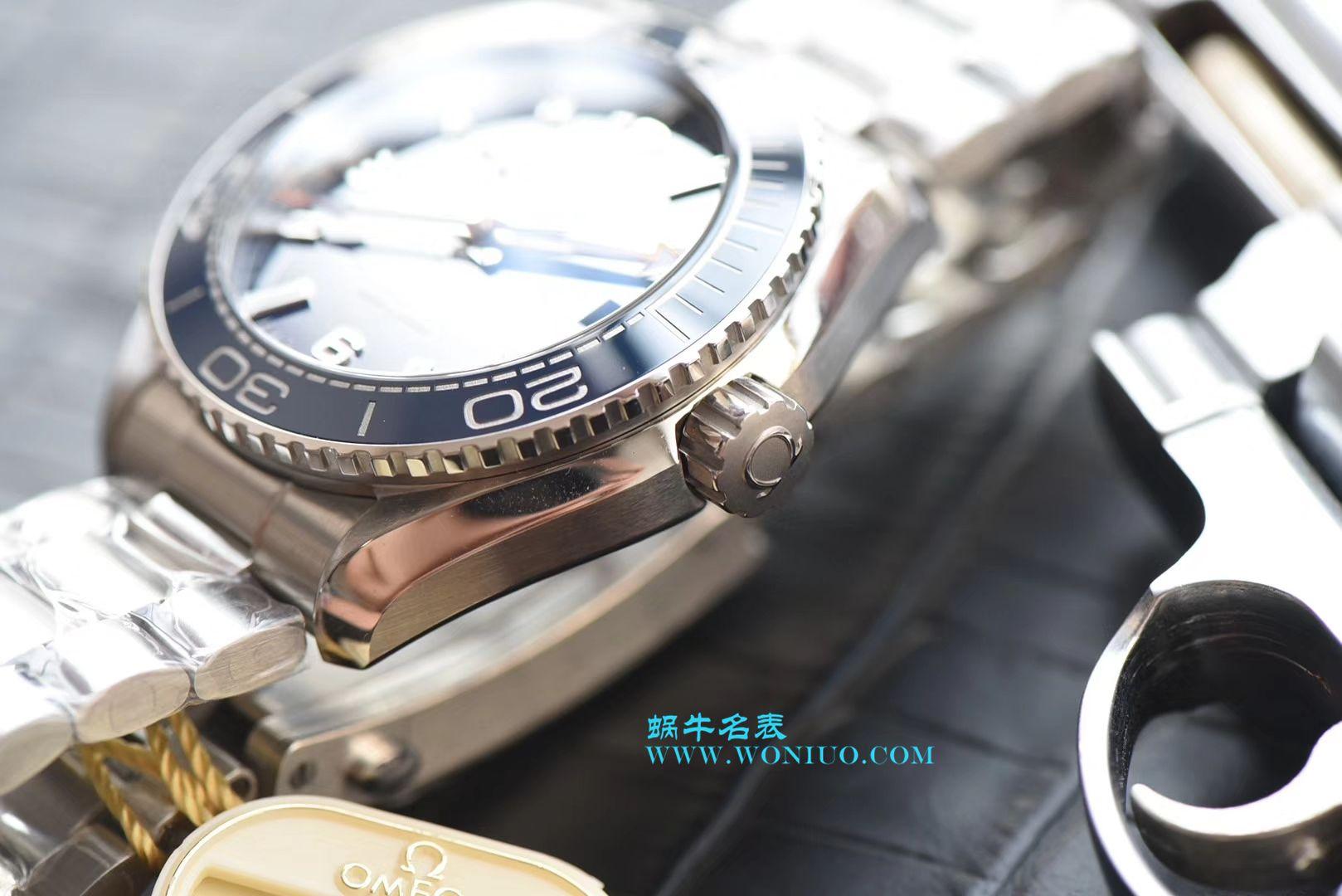【SSS一比一超A复刻手表】欧米茄海马海洋宇宙600米腕表系列 215.30.44.21.03.001腕表 / M350