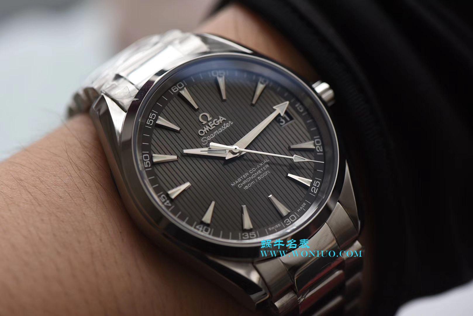 【VS一比一超A复刻手表】欧米茄海马系列231.10.42.21.01.003腕表