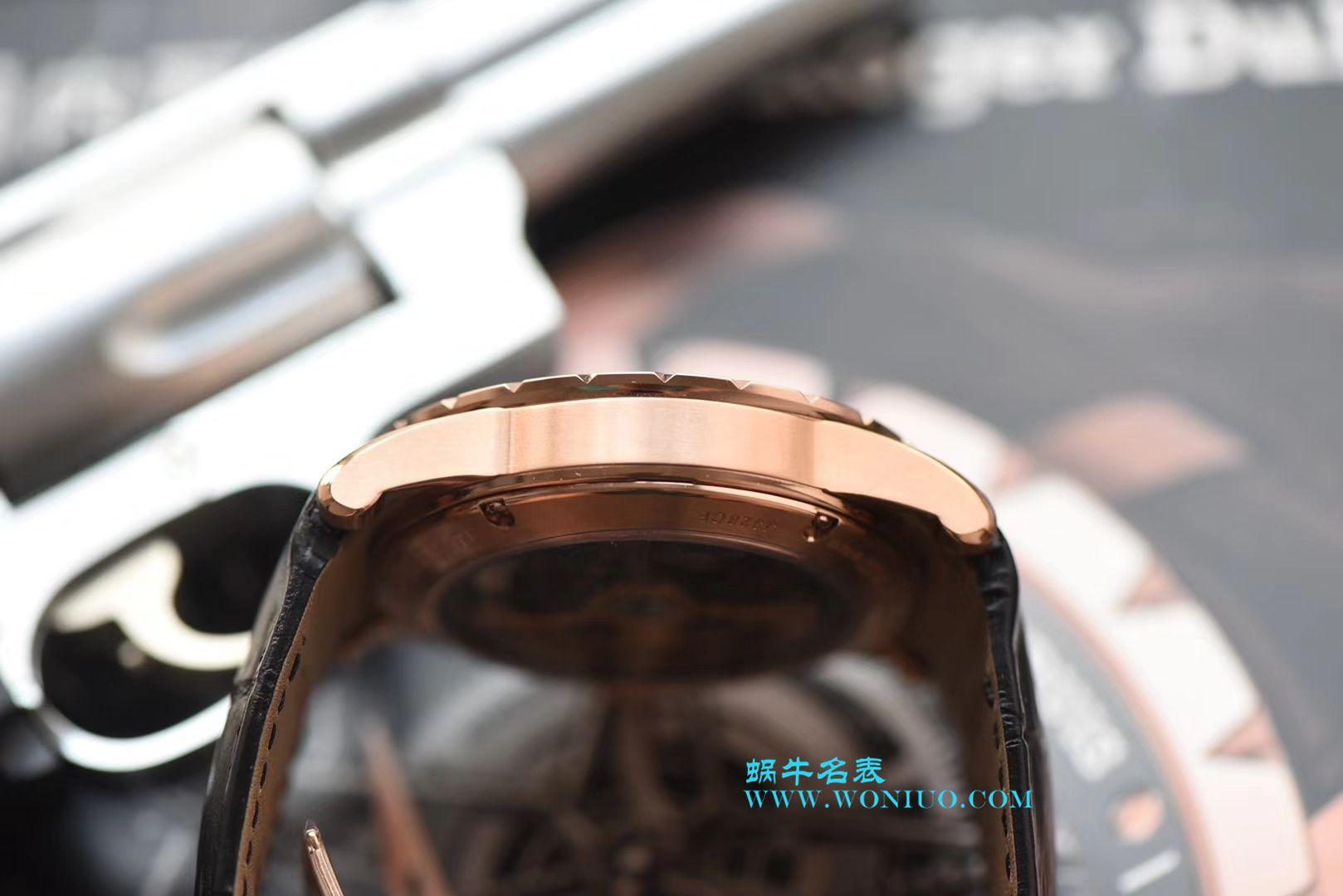 【RD一比一超A高仿手表】罗杰杜彼EXCALIBUR(王者系列)系列DBEX0538腕表