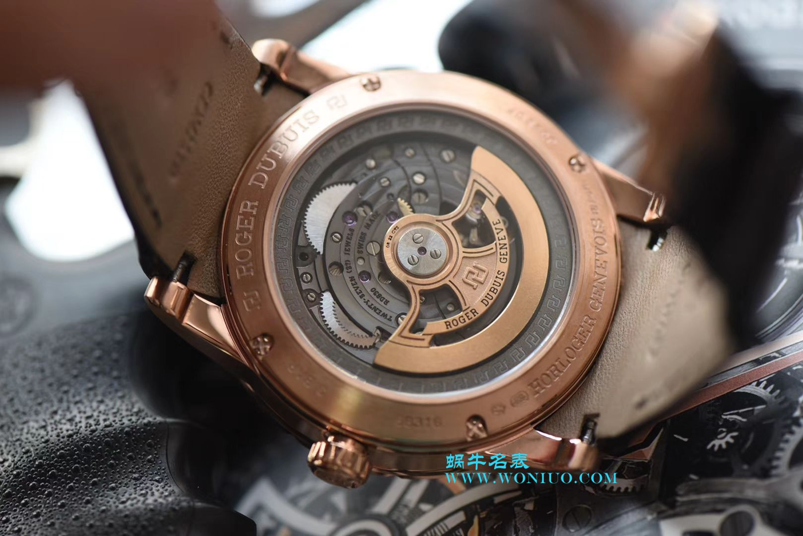 【RD一比一超A高仿手表】罗杰杜彼EXCALIBUR(王者系列)系列DBEX0538腕表 / LJ025