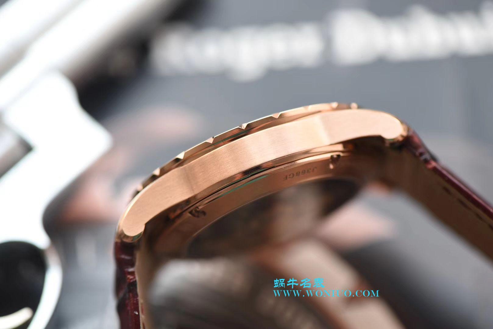 【RD一比一超A复刻手表】罗杰杜彼EXCALIBUR(王者系列)系列DBEX0537腕表 / LJ023