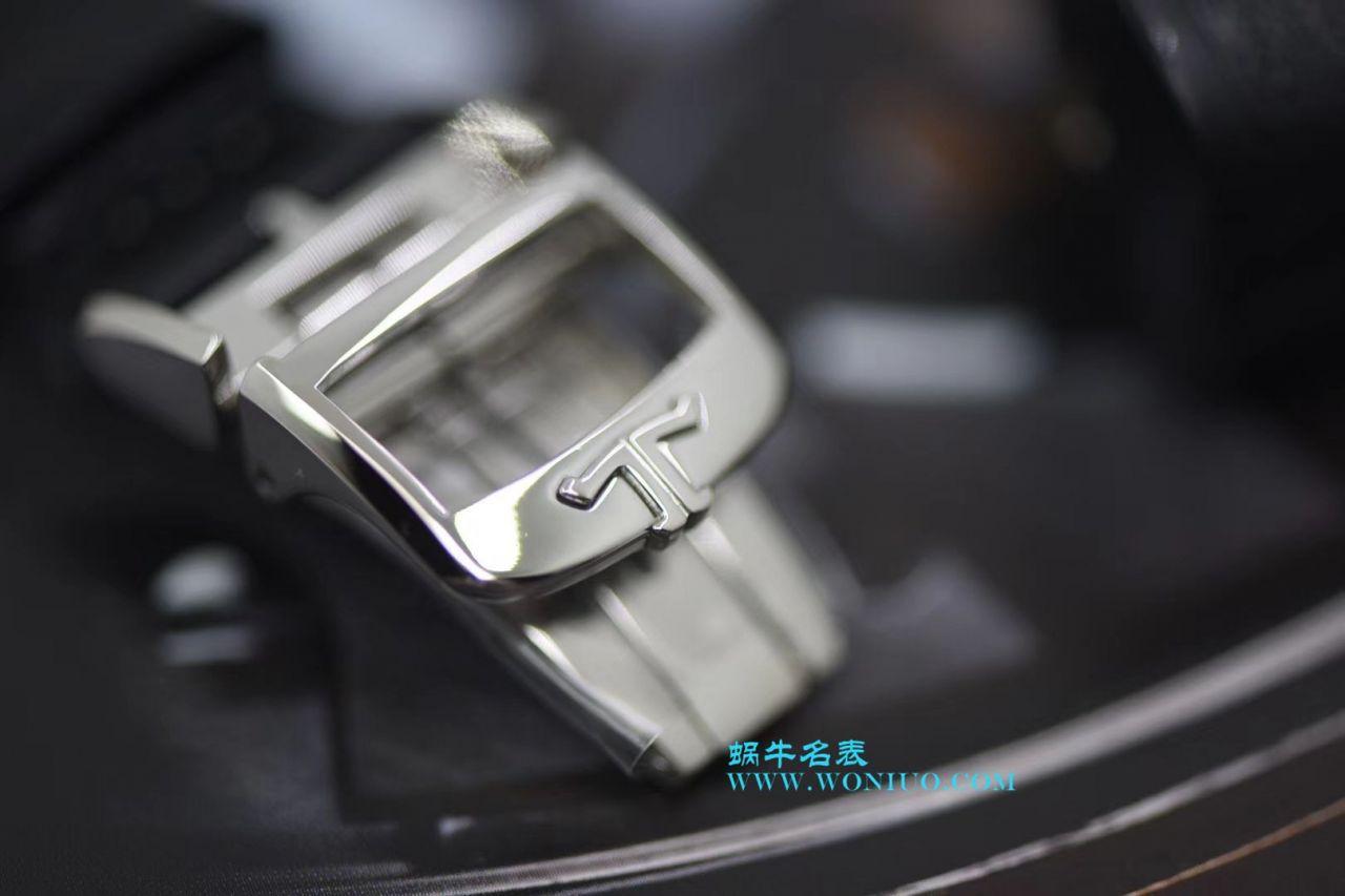 【OM一比一超A高仿手表】积家大师系列Q1558420多功能月相腕表