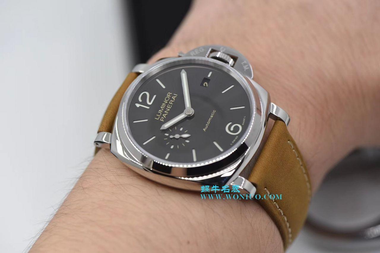 【VS厂顶级复刻手表】沛纳海LUMINORDUE系列PAM00904手表 / VSPAM00904
