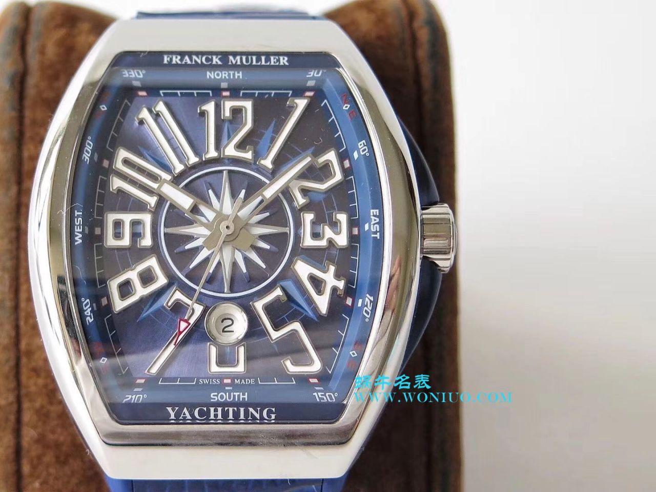 法兰克穆勒MEN'S COLLECTION系列V 45 SC DT YACHTING腕表