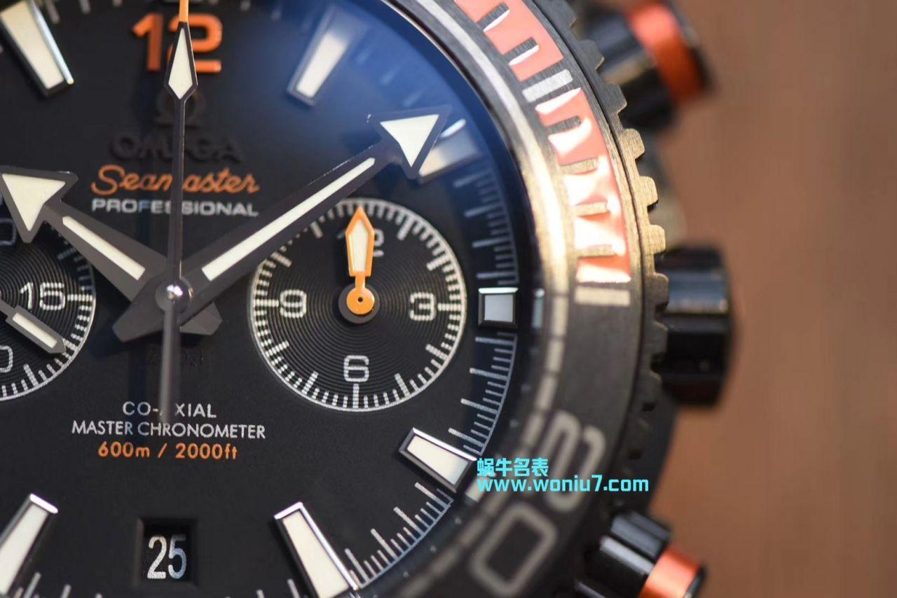 【OM一比一超A高仿手表】欧米茄海马海洋宇宙600米系列215.92.46.51.01.001腕表